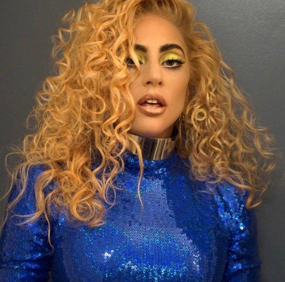 Lady Gaga é Comparada aJoelma